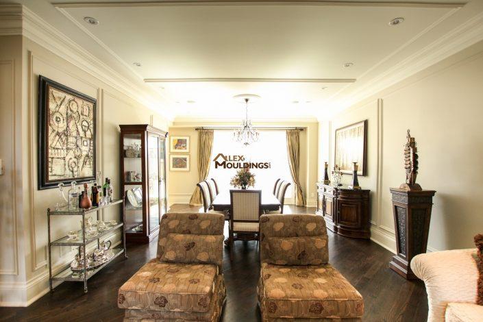 Ceiling frames design