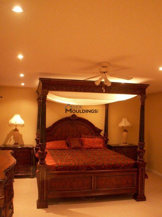 master bedroom led lights