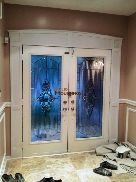 Front door panels