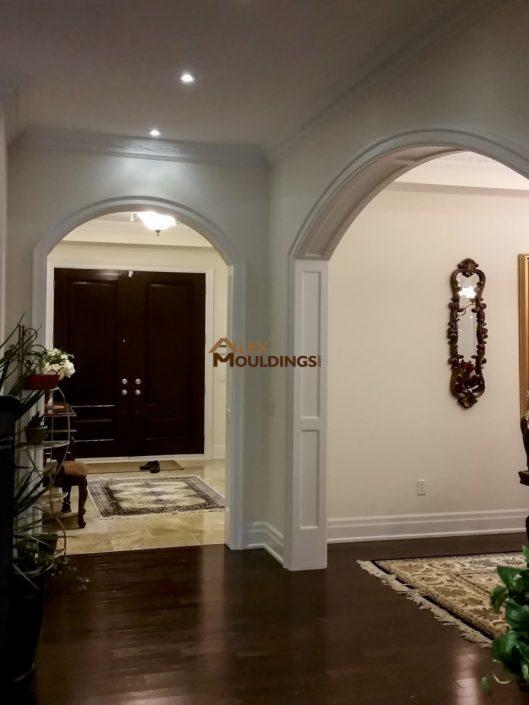 Entryway Arches Design