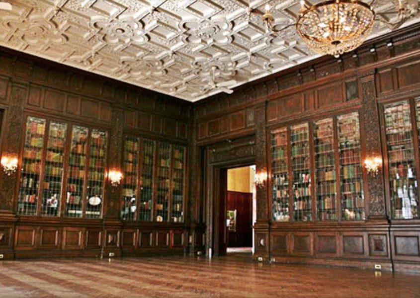 Casa Loma  Library