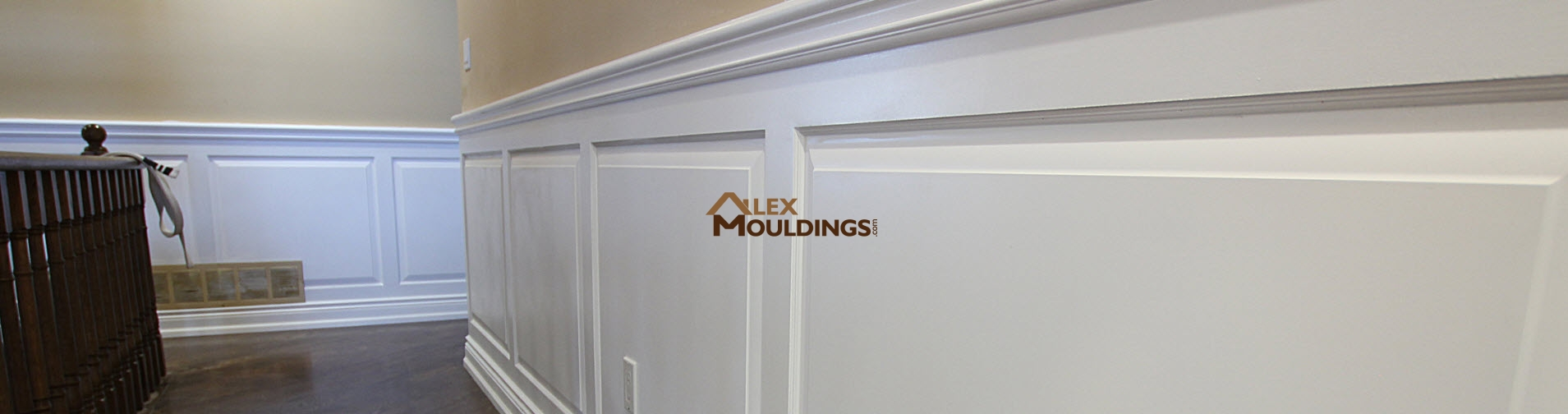 Raised Panel Classic Wainscoting