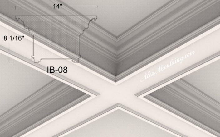 Ceiling Beams -Watermark
