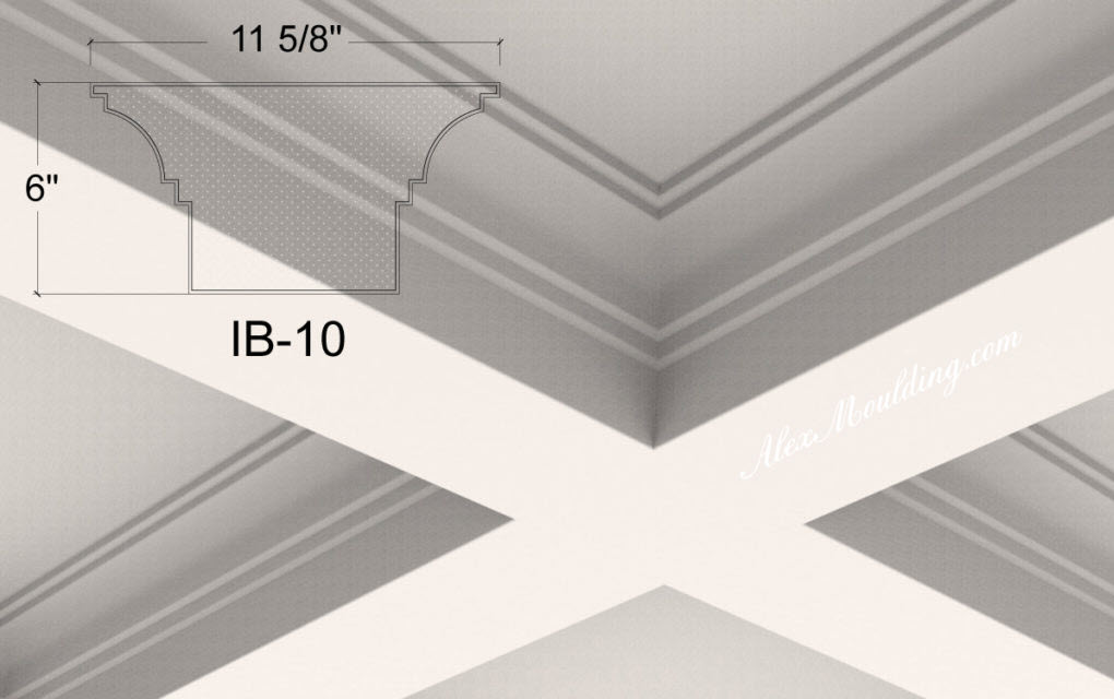 17 special coffered waffle ceilings making house look so