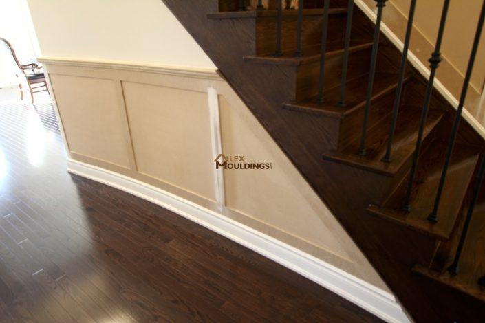flat panel wainscottings