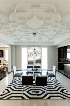 Pattern Ceiling design