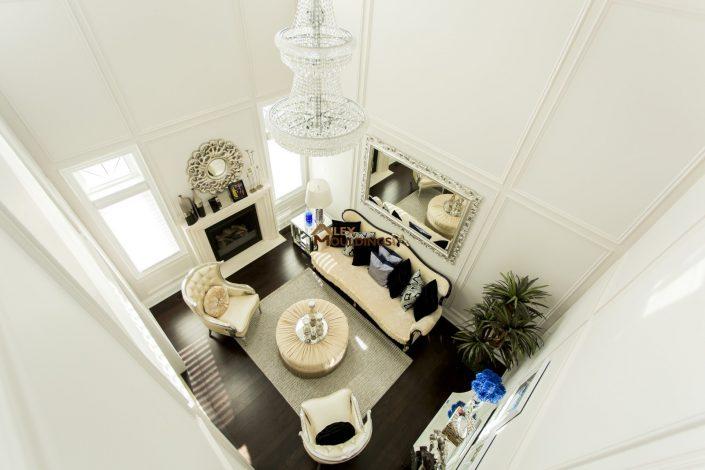 interior design full wall trims