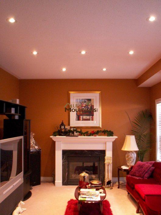 living room potlights