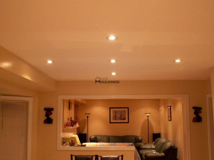 spotlight living room