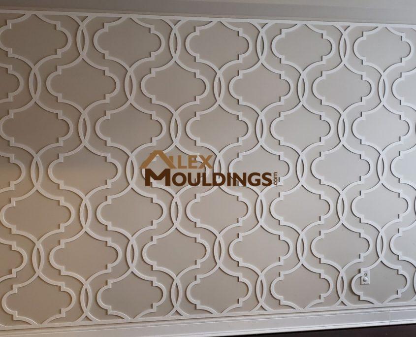 DECORATIVE 3D WALL PANELS - Custom Millwork
